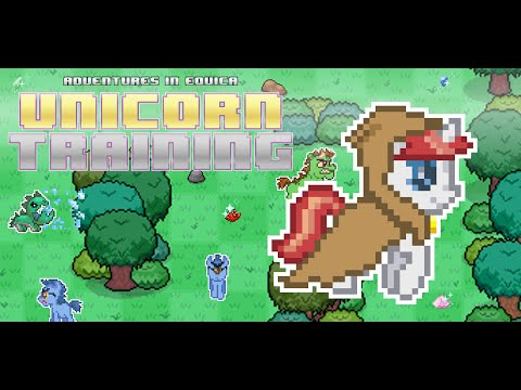 Adventures In Equica  Unicorn Training By Yotes Games