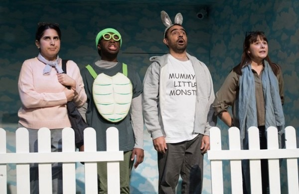 Aesop's Fables Review At Unicorn Theatre, London