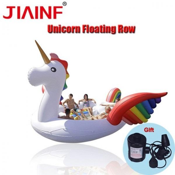Aliexpress Com   Buy Giant Unicorn Party Bird Island Swimming Pool