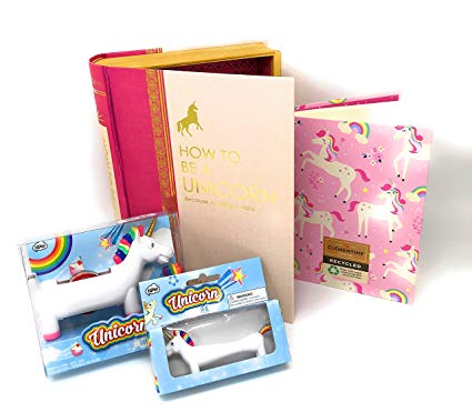 Amazon Com   How To Be A Unicorn Because Adulting Is Hard Gift Set