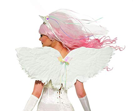Amazon Com  Adult Size White Unicorn Wings