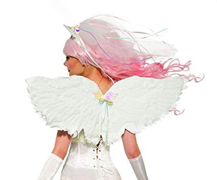 Amazon Com  Adult Size White Unicorn Wings