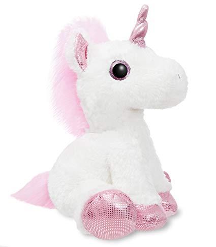 Amazon Com  Aurora World 60854 Sparkle Tales Princess Unicorn 12in