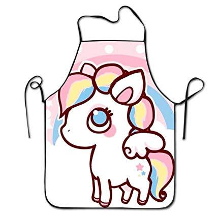 Amazon Com  Cute Baby Unicorn Rainbow Novelty Cooking Kitchen