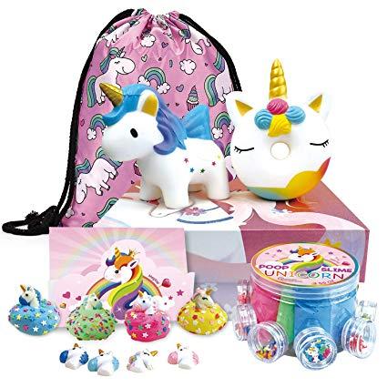 Amazon Com  Deluxe Unicorn Gift Set For Girls