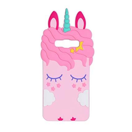 Amazon Com  Joyleop Pink Unicorn Case For Samsung Galaxy On5 Grand
