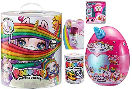 Amazon Com  Poopsie Slime Surprise Unicorn, Raiborcorn, Jojo Siwa