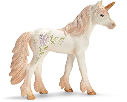 Amazon Com  Schleich Unicorn Foal  Schleich  Toys & Games