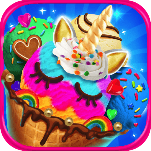 Amazon Com  Unicorn Ice Cream & Frozen Desserts