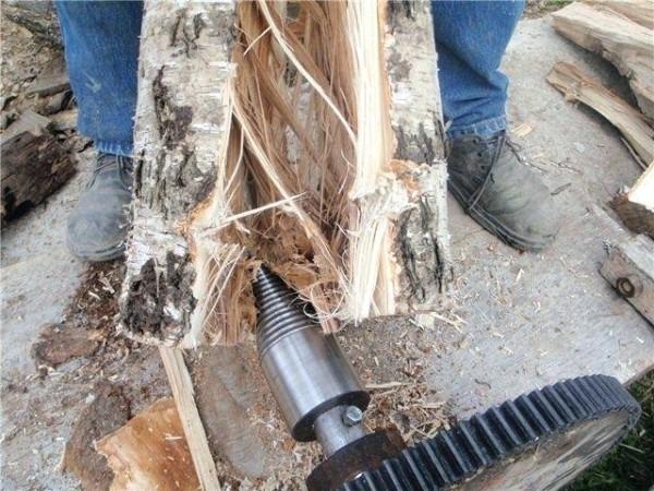 Auger Wood Splitter For Sale – Luckyherbalclinic Co
