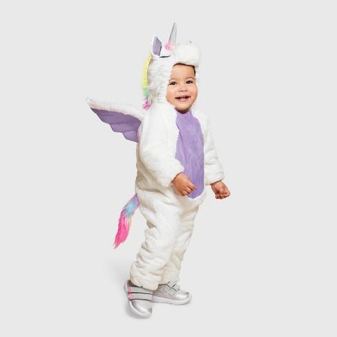 Baby Plush Unicorn Halloween Costume