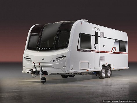 Bailey Unicorn Segovia Caravan For Sale