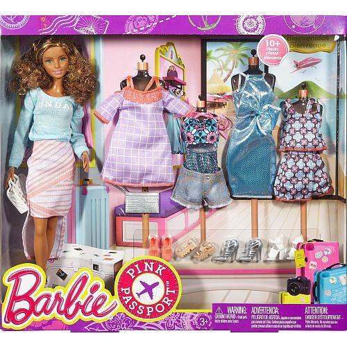 Barbie Princess And Unicorn Gift Set Best Of Barbie Pink Passport