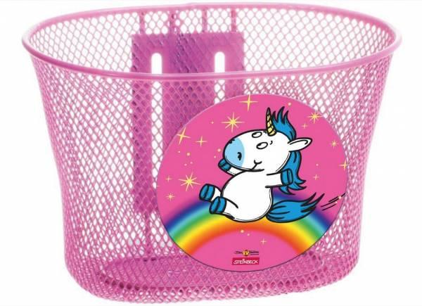Buy Bike Fashion Children's Basket 7 5l Unicorn