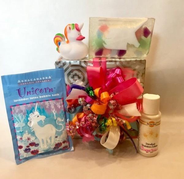Buy The Unicorn Gift Set At The Soap Opera