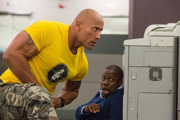 Central Intelligence' Displays More Intelligence Than You Might