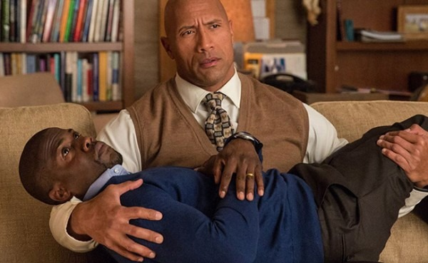 Central Intelligence' Has A Semblance Of Self