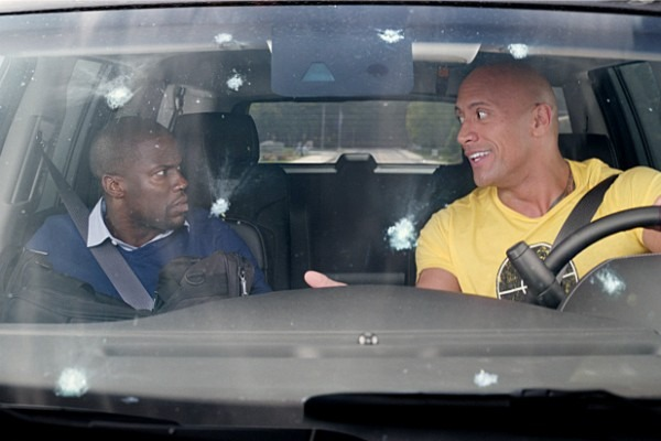 Central Intelligence' Review  Dwayne Johnson And Kevin Hart's