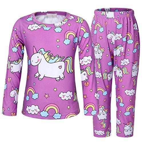 Children's Unicorn Pyjamas  Amazon Co Uk