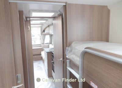 Couplands Caravans, New Bailey Unicorn Segovia 2018 Caravan For