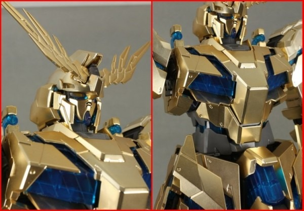 Daban Unicorn Fighter 03 Phenex 1 60 Pg Gundam Model Kit
