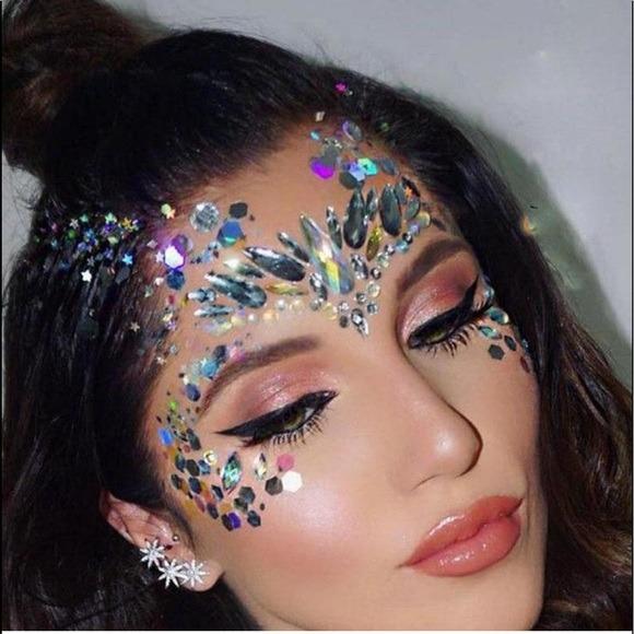 Dancing Unicorn Makeup
