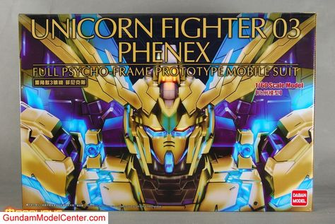 Details About Daban Pg 1 60 Unicorn Phenix Phenex 03 Gundam