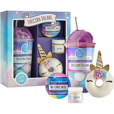 Fizz & Bubble Unicorn Gift Set