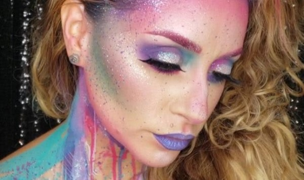 Follow This Unicorn Makeup Tutorial Just In Time For Halloween