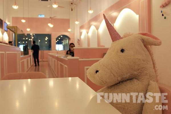 Food Review  La Fleur X Uniqorn @ Sunway Geo Avenue, Bandar Sunway