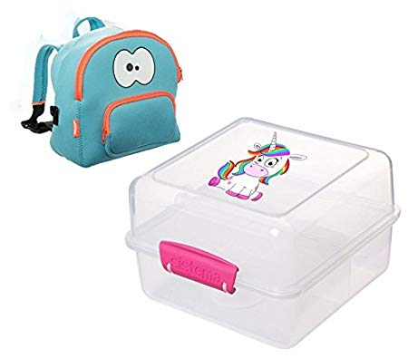 Unicorn Lunch Box Set