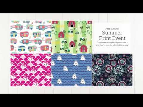 Fun Summer Prints! Limited Time Only – Thirty