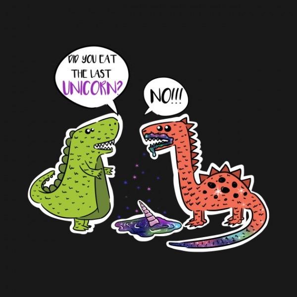 Funny Dinosaur T