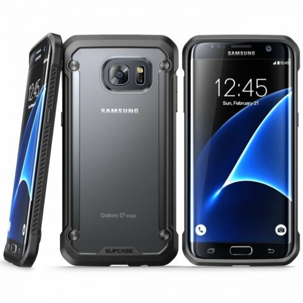 Galaxy S7 Edge Supcase Unicorn Beetle Series Premium Hybrid