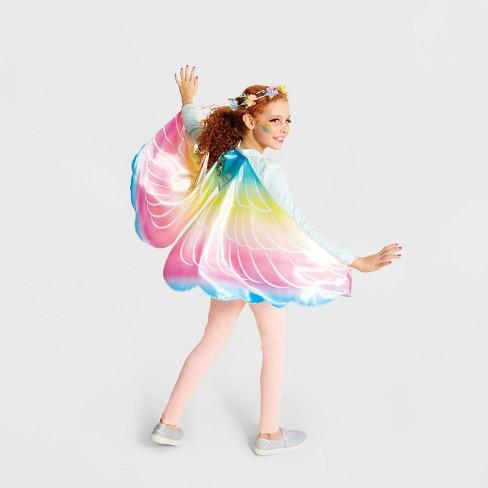 Girls' Unicorn Wings Halloween Costume Accessory