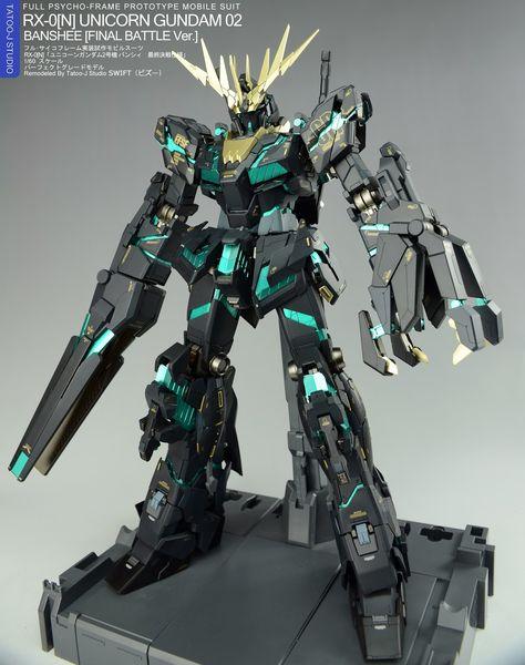 Gundam Guy  Pg 1 60 Unicorn Gundam 02 Banshee Final …