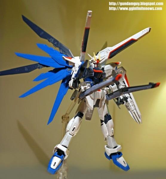 Gundam Guy  Rg 1 144 Freedom Gundam