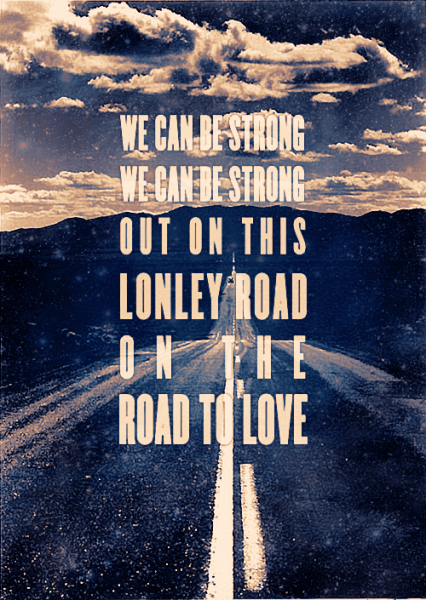 Highway Unicorn On The Road To Love!