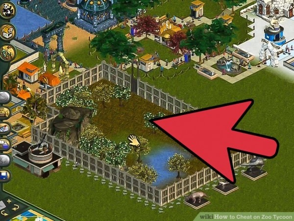 How To Cheat On Zoo Tycoon  10 Steps (with Pictures)