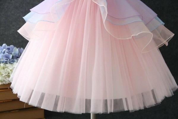 Kids Unicorn Children's Princess Dress 2