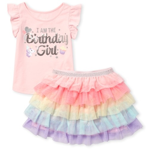 Kids Unicorn Shirts & Dresses