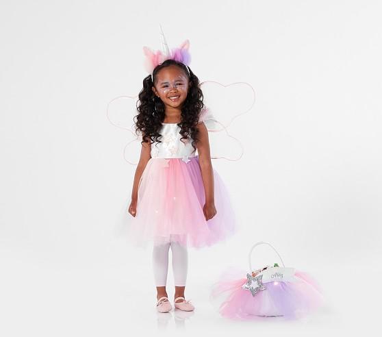 Light Up Unicorn Tutu Toddler Halloween Costume