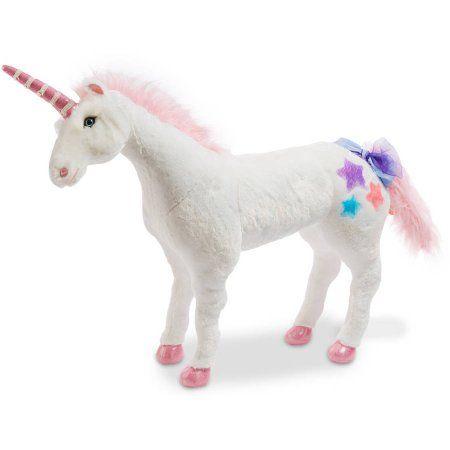 Melissa & Doug Unicorn Plush Size  45 Inch