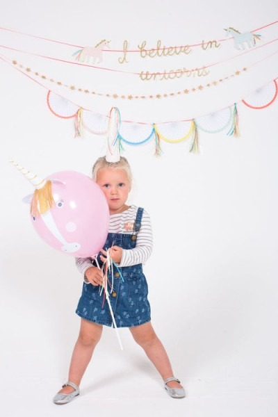 Meri Meri Unicorn Balloon Kit Only £12 50
