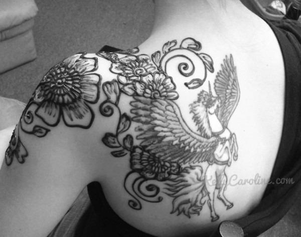 Michigan Henna Tattoo
