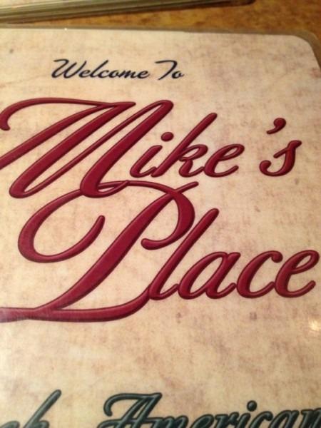 Mike's Unicorn Diner In Staten Island