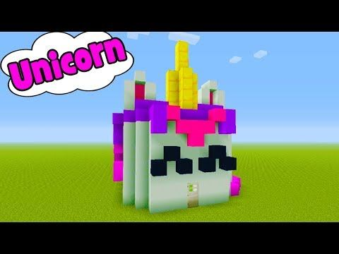 Minecraft Tutorial  How To Make A Unicorn House  Unicorns In