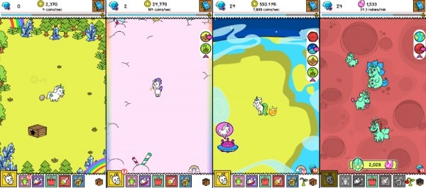 Mobile Gaming Review  Unicorn Evolution ⋆
