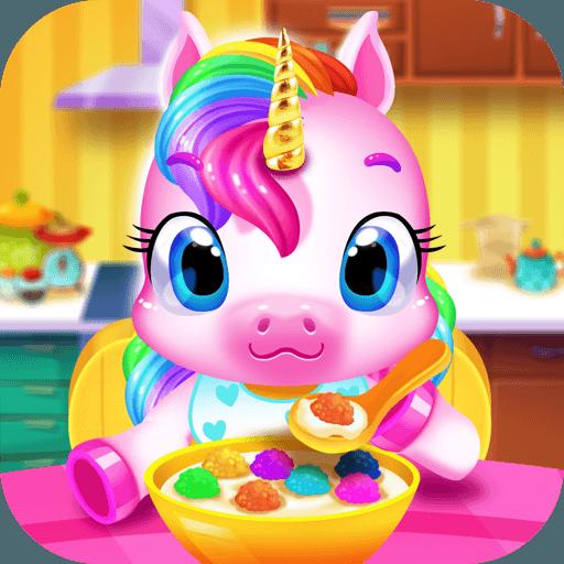 My Baby Unicorn & Panda Care – Kids Pet Games Apk Latest Version