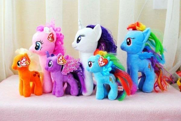 My Little Pony Rainbow Unicorn Horse (end 1 12 2021 3 15 Pm)